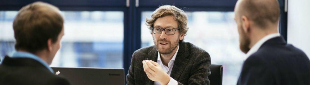 Staburo Hannes Buchner explains Biostatistics
