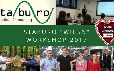 "Staburo ""Wiesn"" Workshop 2017"