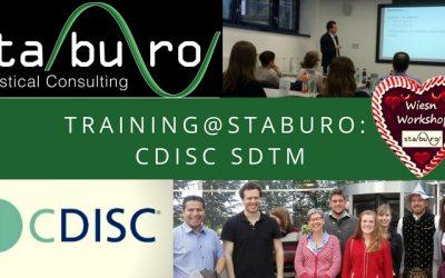 Training@Staburo: CDISC SDTM