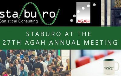 Staburo at the 27th AGAH Annual Meeting in Munich