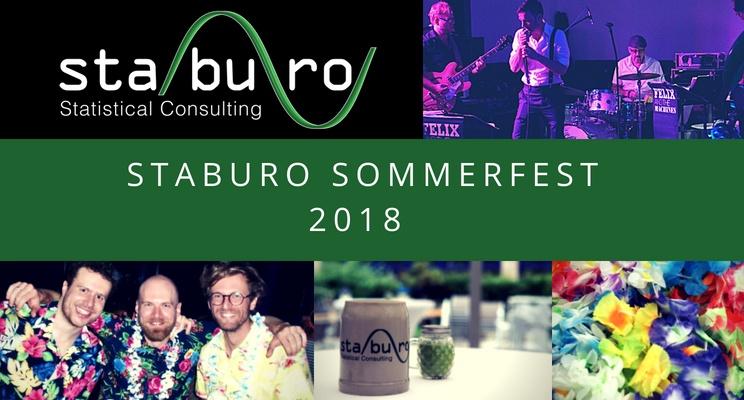 Staburo Sommerfest 2018