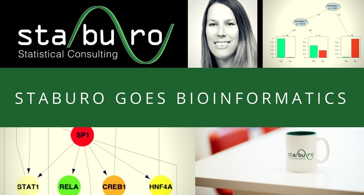 Staburo goes bioinformatics