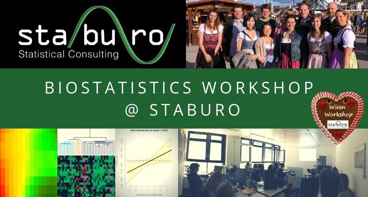 Biostatistics Workshop @ Staburo