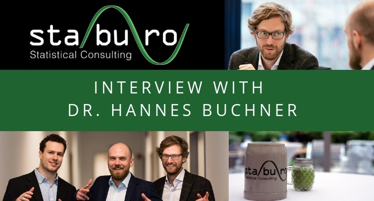 Staburo Managing Director and founder Hannes Buchner Interview
