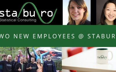 New Employees @ Staburo