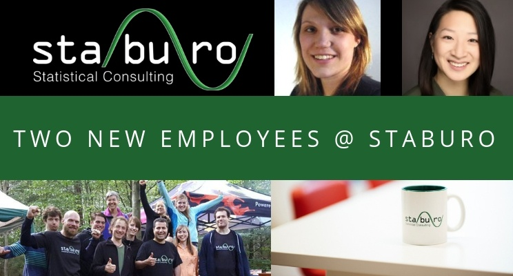 New Employees @ Staburo