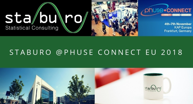 Staburo @ PhUSE Connect EU 2018