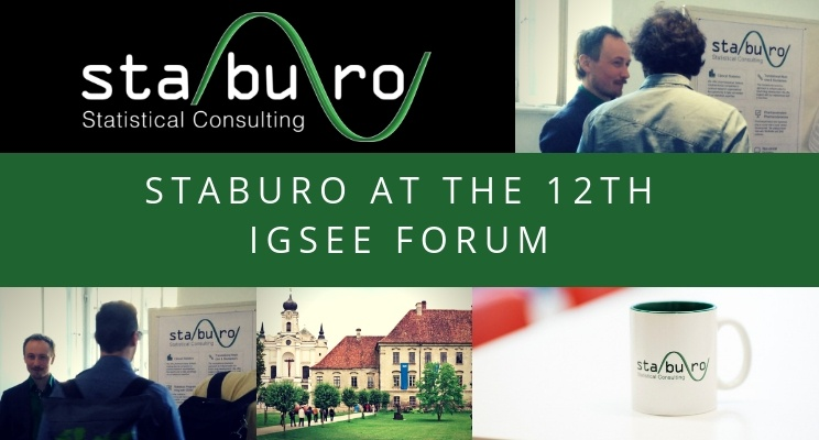 Staburo at the 12th IGSEE Forum in Raitenhaslach
