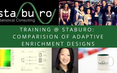 Training @ Staburo: Adaptive Enrichment Design Biostatistics Workshop