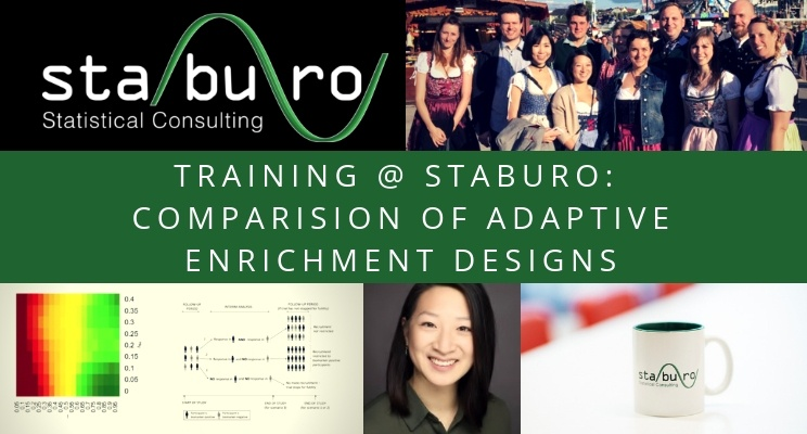 Training @ Staburo: Adaptive Enrichment Design Biostatistics Workshop