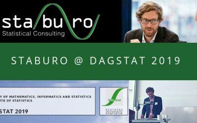 Staburo @ DAGStat 2019 in Munich