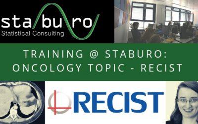 Training @ Staburo: Response Evaluation Criteria in Solid Tumors (RECIST)