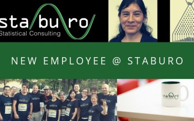 New team member @ Staburo