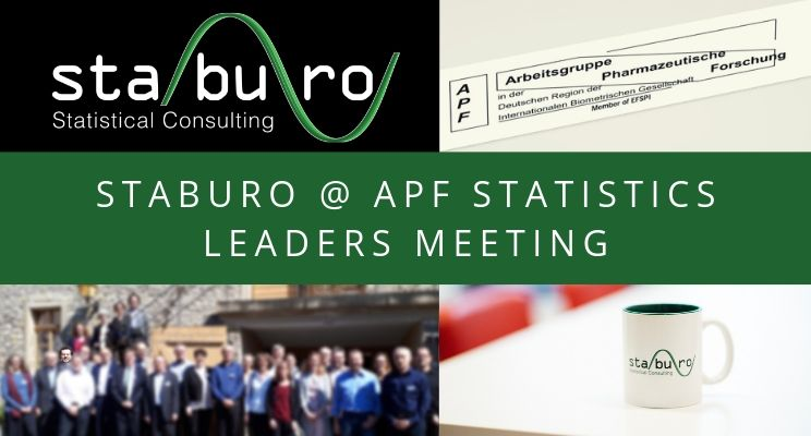 Staburo @ APF Statistics Leaders Meeting